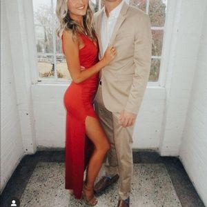 Prom/formal long dress